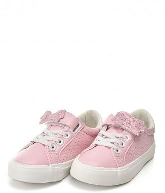 Buty dziecięce 20-18108 różowe