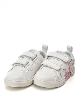 Buty dziecięce American ES11 białe