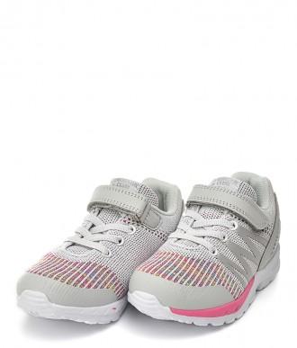 Buty dziecięce sneakersy ES26 szare