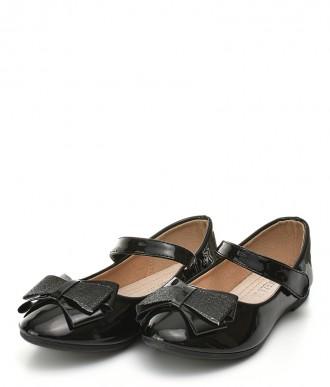 Baleriny na dziewczynke Vinceza -20-18021 czarne