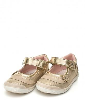 Buty American  Club półbut na dziewczynkę GC05/20 złote