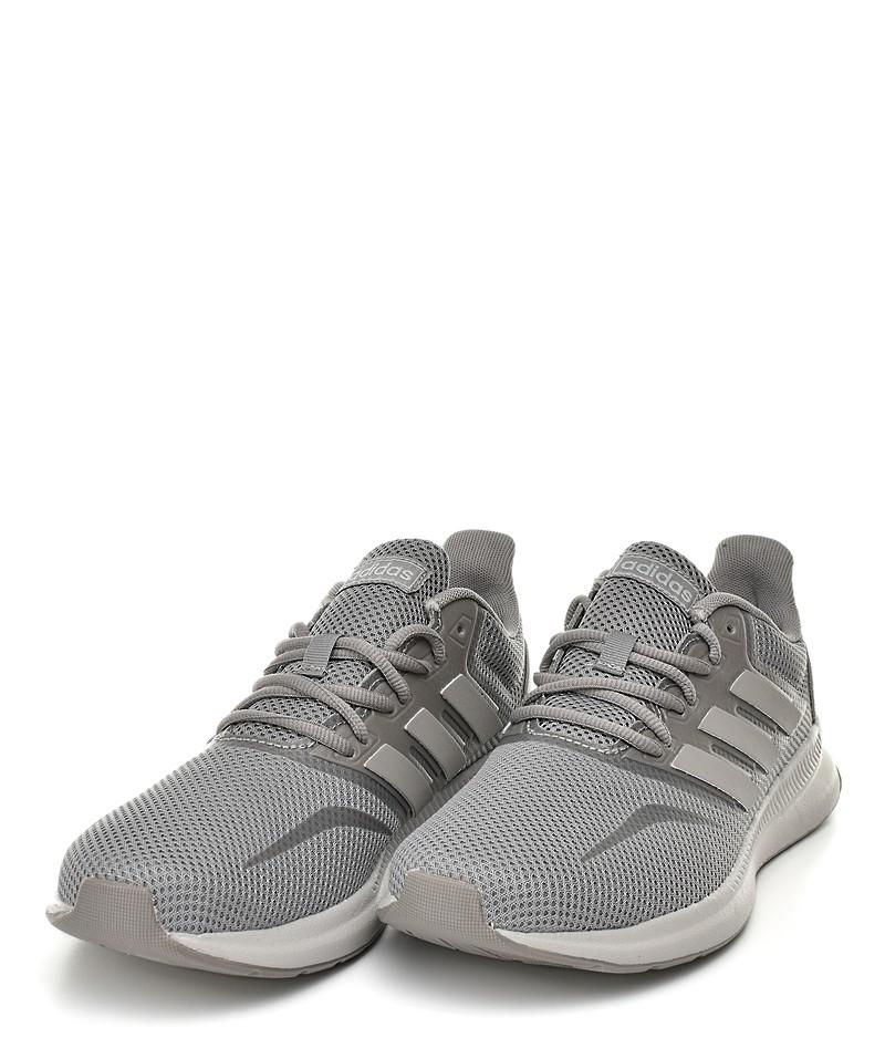 Buty Adidas Sportowe EG8604 szare Kolor Szary Rozmiarówka męska 40