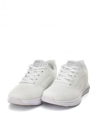 Buty American CLUB -Sportowe HA06/19 białe