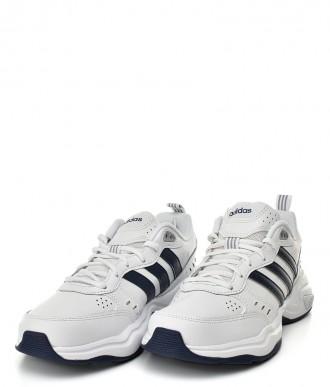 Buty Adidas Sportowe EG2654 białe